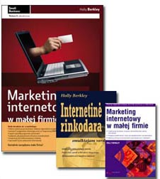 Internet Marketing Books by Holly Berkley